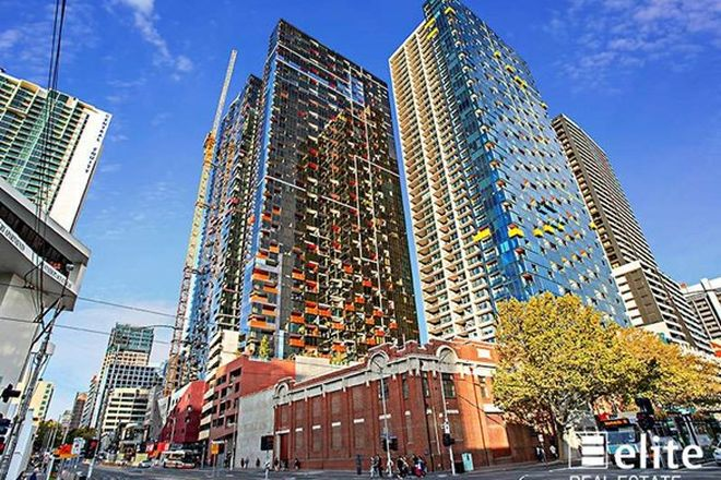 Picture of 2113/639 LONSDALE STREET, MELBOURNE VIC 3000