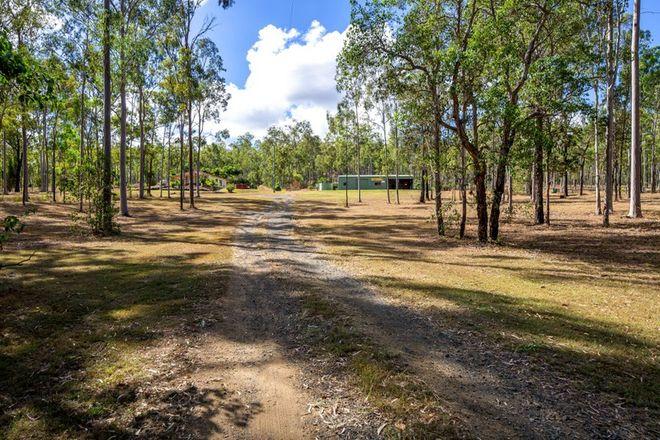 Picture of 145 Eureka Station Road, EUREKA QLD 4660