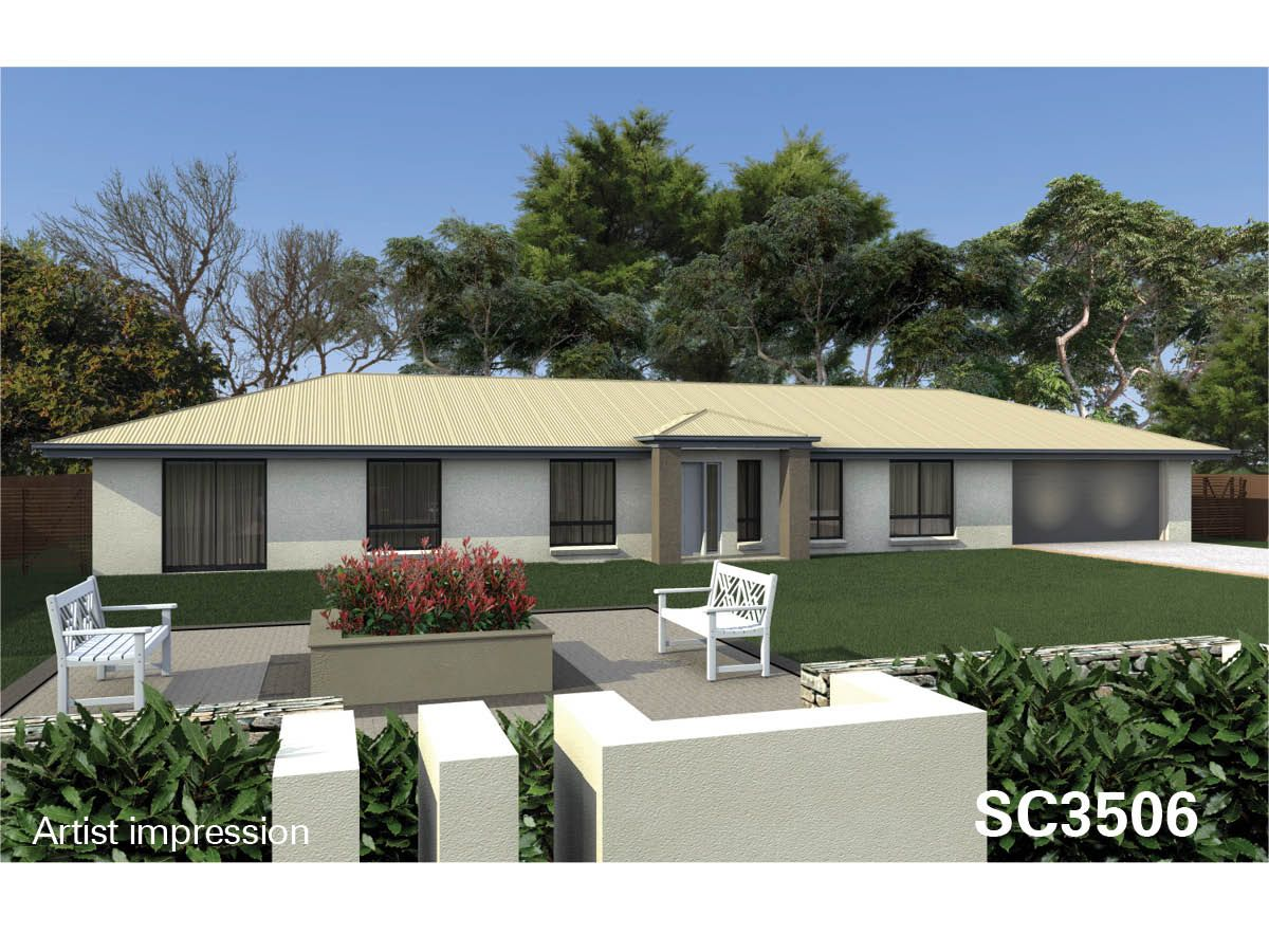 Lot 445 Amy Lee Close, Barrine QLD 4872, Image 2