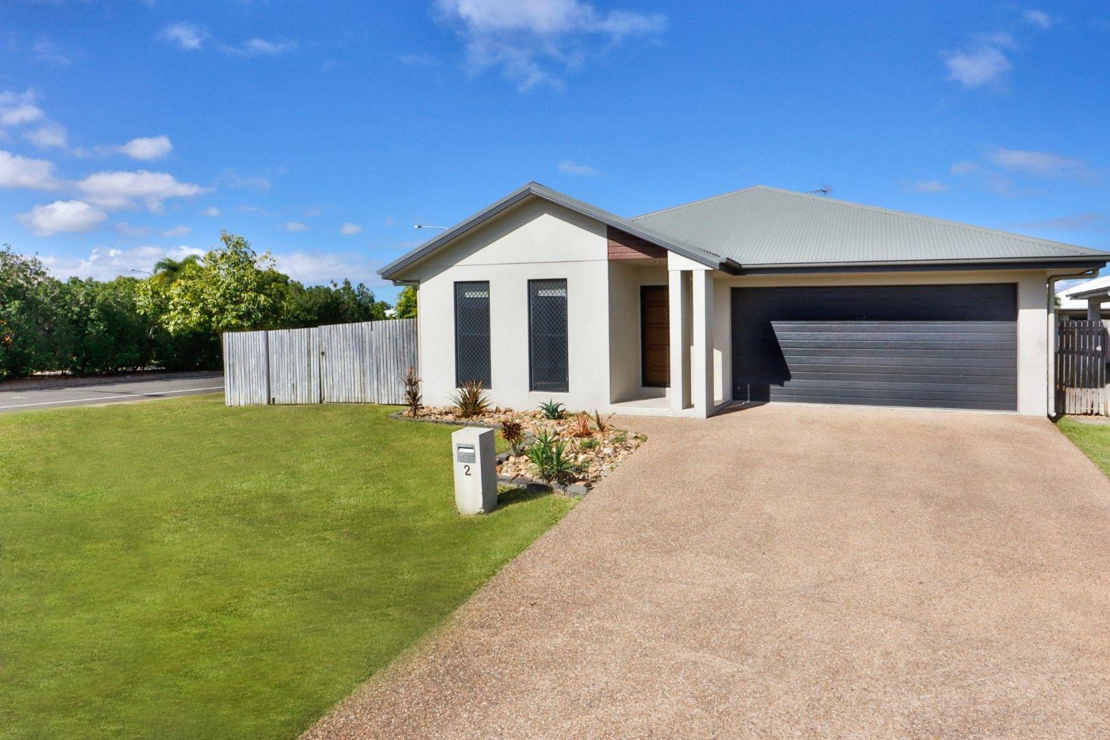 2 Boult Crescent, Burdell QLD 4818, Image 0