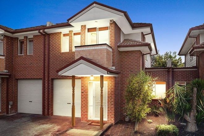 Picture of 3/1248 North Road, OAKLEIGH SOUTH VIC 3167
