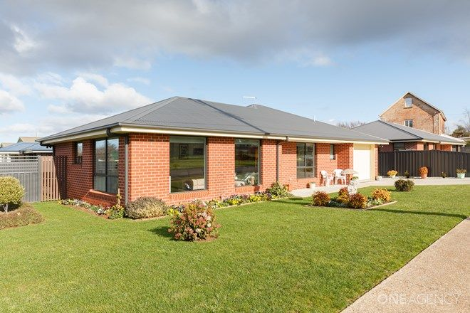 Picture of 1/14 Beefeater Street, DELORAINE TAS 7304