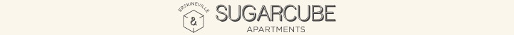 Branding for Sugarcube Apartments