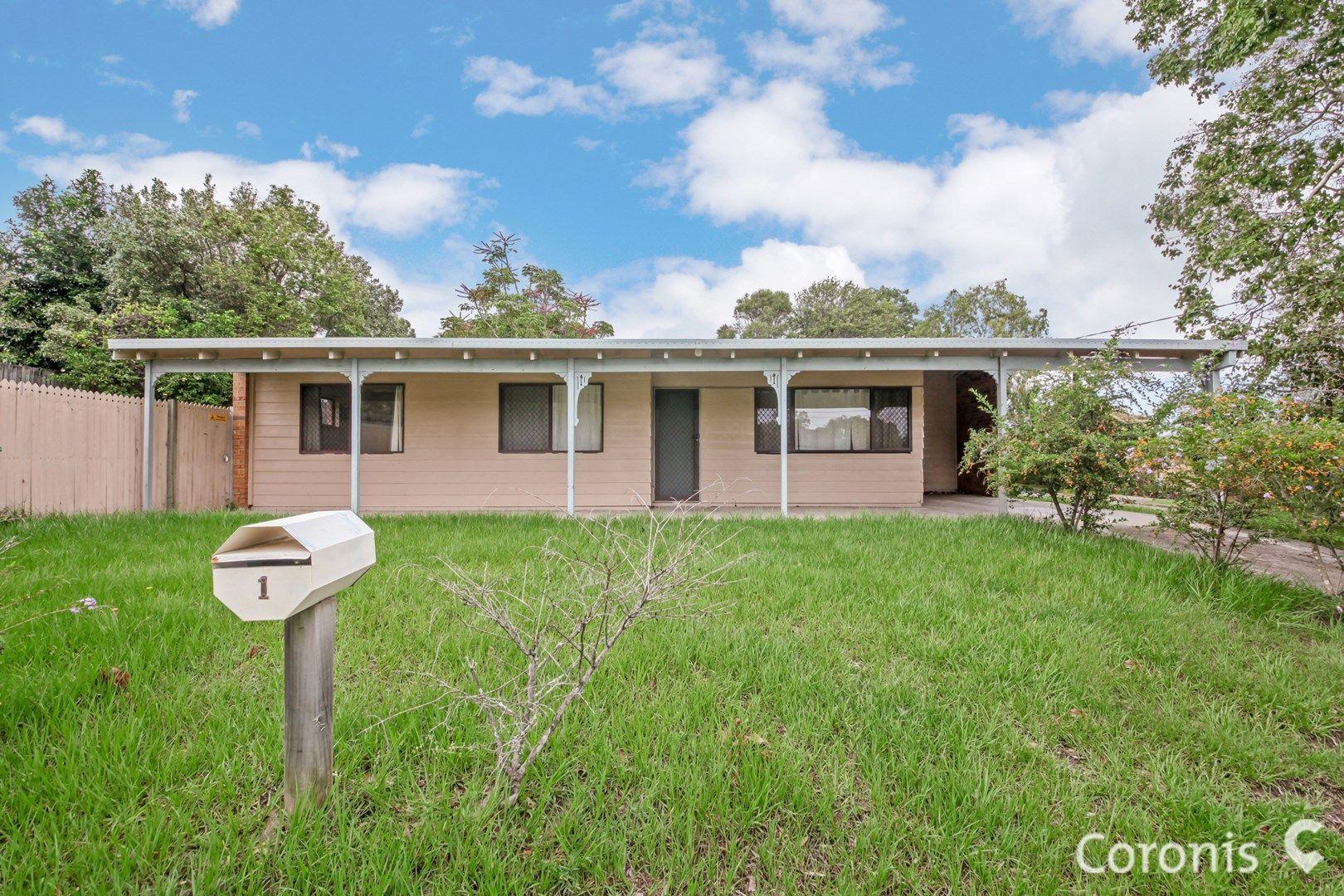 1 Strover Crt, Springwood QLD 4127, Image 0