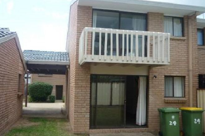 Picture of 24/13 Holland Crescent, CAPALABA QLD 4157