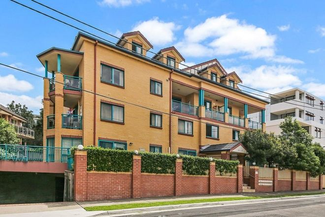 Picture of 5/15 Carilla Street, BURWOOD NSW 2134