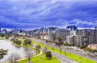Picture of 809/74 Queens Road, Melbourne VIC 3000