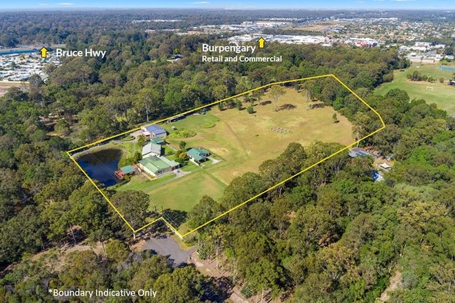 Picture of 120 Coutts Drive, BURPENGARY QLD 4505