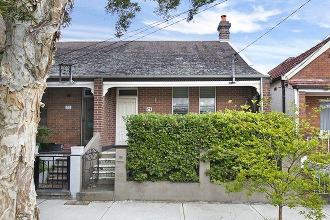 Picture of 29 Hopetoun Street, CAMPERDOWN NSW 2050