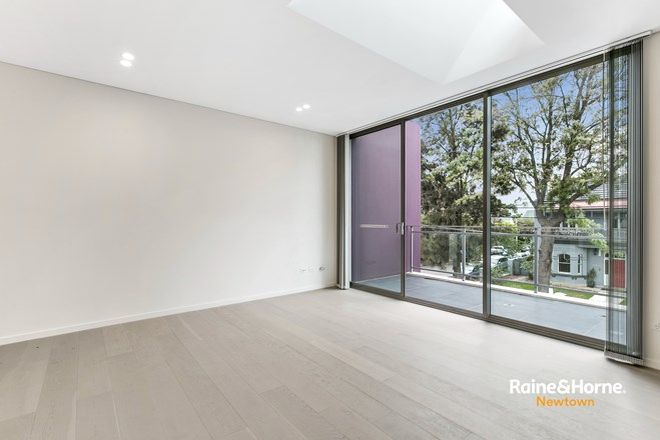 Picture of E203/72 Alice Street, NEWTOWN NSW 2042