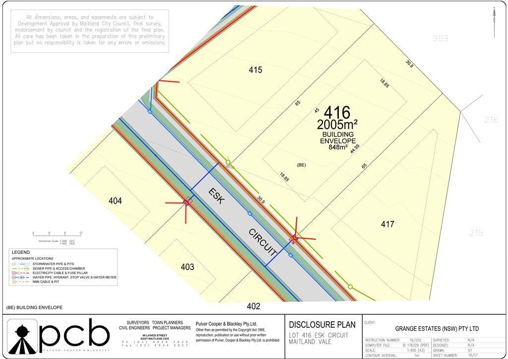 Lot 416 Maitland Vale Acreages, Maitland Vale NSW 2320, Image 0