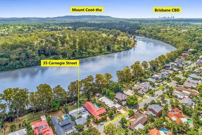 Picture of 35 Carnegie Street, WESTLAKE QLD 4074