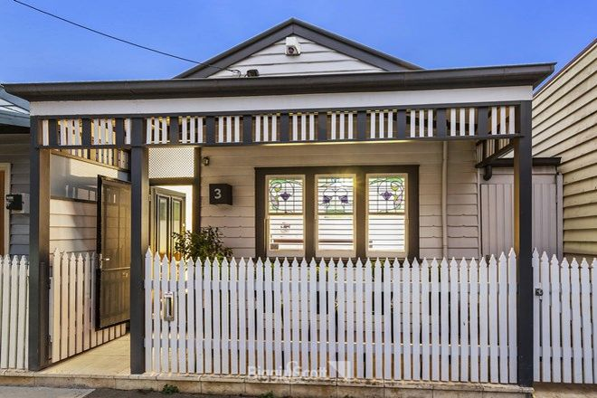 Picture of 3 Corsair Street, RICHMOND VIC 3121