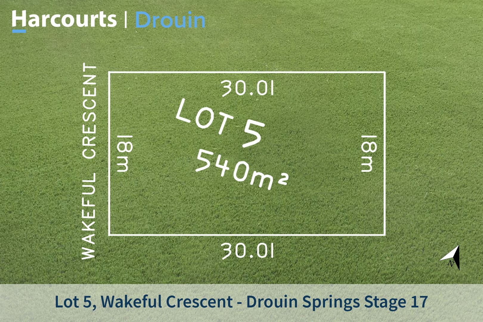 Lot 5 Wakeful Crescent, Drouin VIC 3818, Image 0