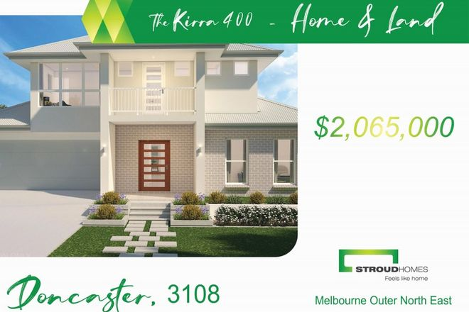 Picture of 6059 Penfolds Rise, DONCASTER VIC 3108