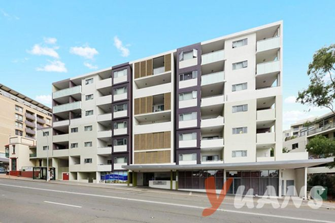 Picture of 604/321 Forest Rd, HURSTVILLE NSW 2220