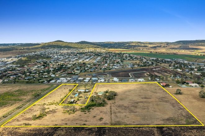 Picture of 75 Crockers Road, WESTBROOK QLD 4350