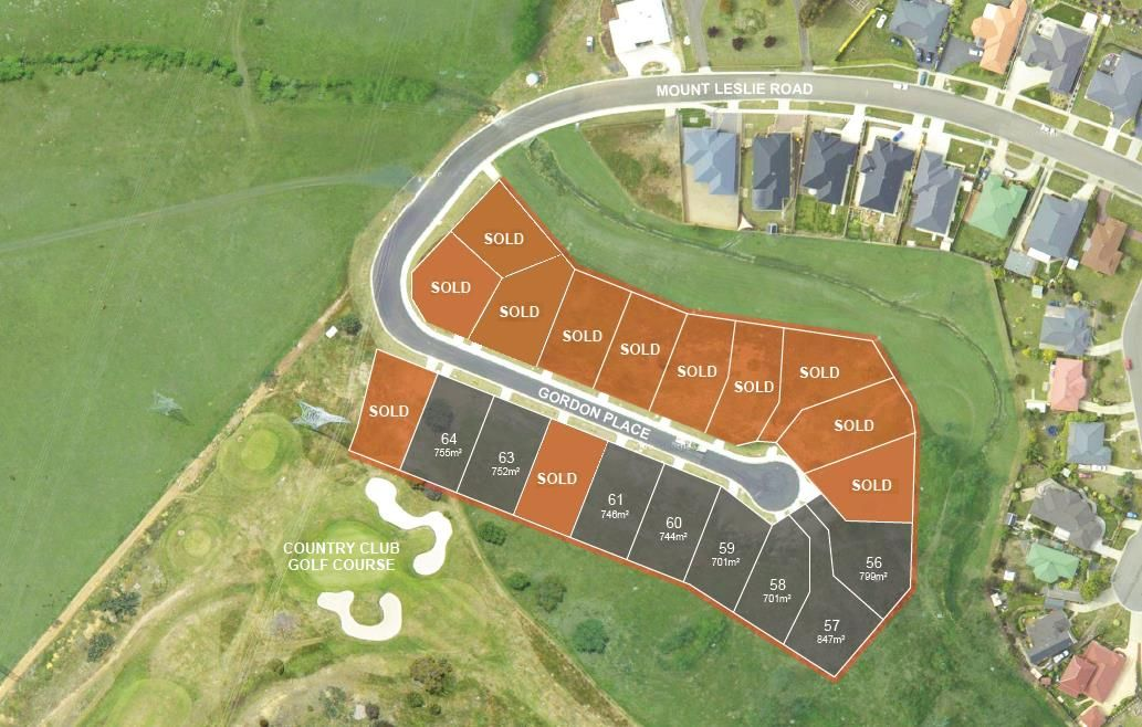 Lot 64 Gordon Place, Mount Leslie Estate, Prospect Vale TAS 7250, Image 1