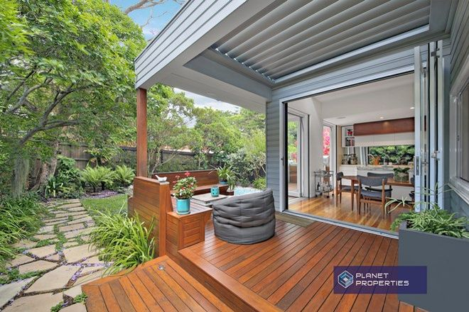Picture of 6 Morgan Street, PETERSHAM NSW 2049