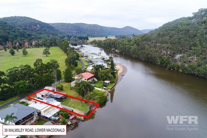 Picture of 39 Walmsley Rd, LOWER MACDONALD NSW 2775