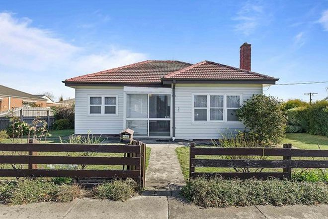 Picture of 2 Cardigan Avenue, ALFREDTON VIC 3350