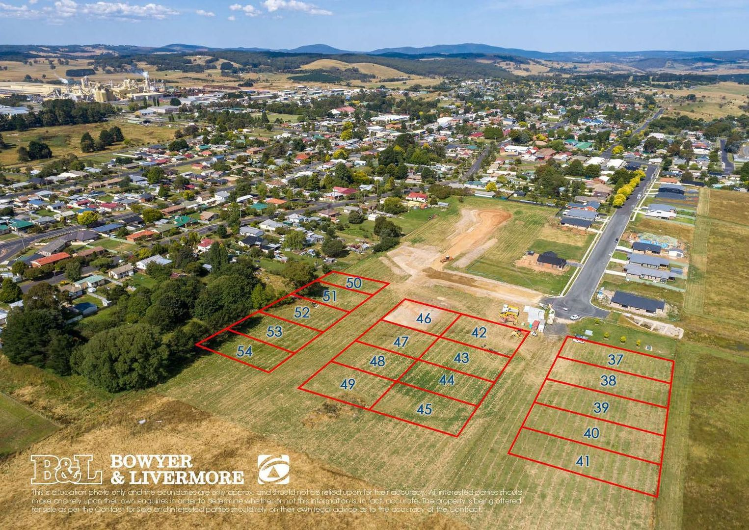 Stage 4/Proposed Lot 49 Part 99 Springfield Street, Oberon NSW 2787, Image 0