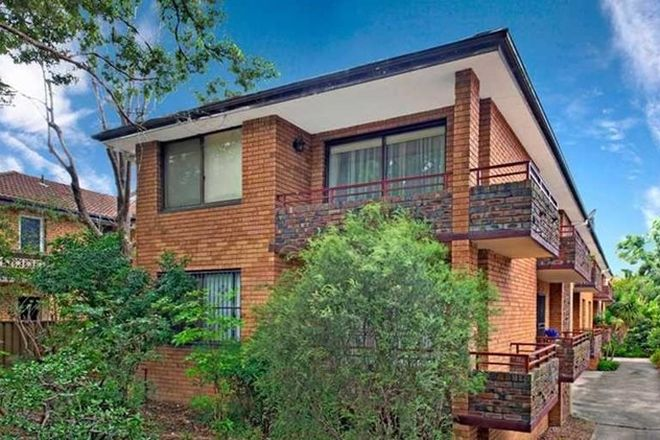 Picture of 3/32 Henley Road, HOMEBUSH WEST NSW 2140