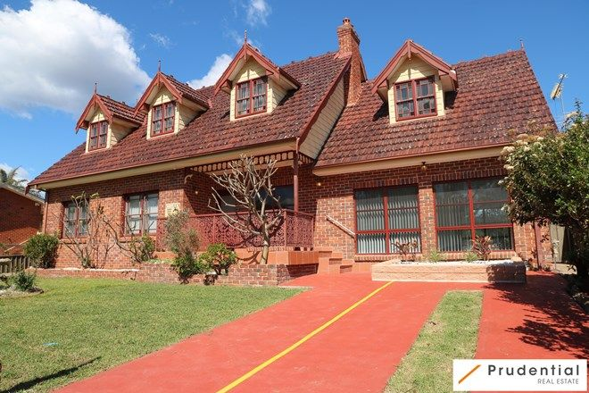 Picture of 8/21 Allman Street, CAMPBELLTOWN NSW 2560