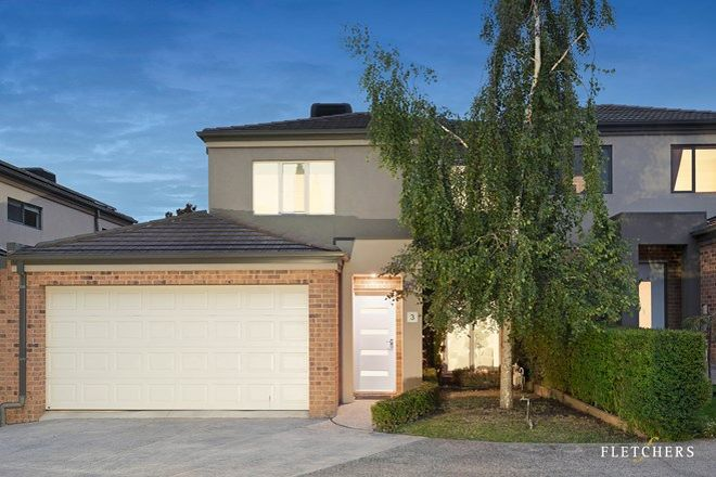 Picture of 3/12 Short Street, VERMONT VIC 3133