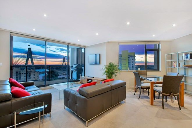 Picture of 1306/21 Cadigal Avenue, PYRMONT NSW 2009