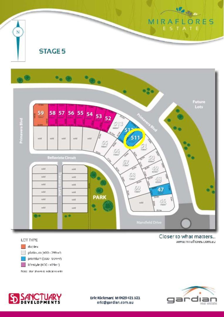 Lot/511 Primavera Boulevard, Beaconsfield QLD 4740, Image 2