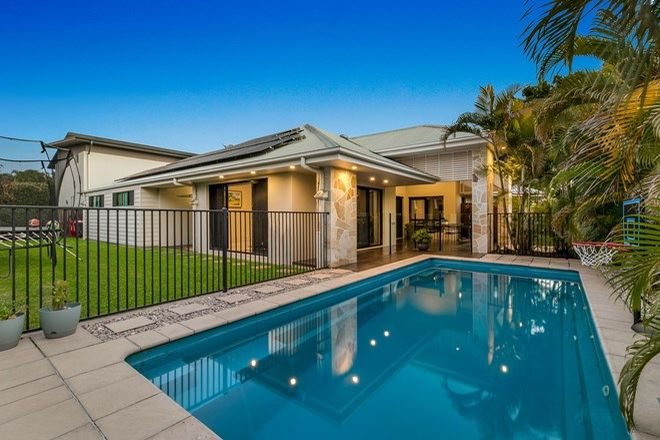 Picture of 4 Barcoo Crescent, SINNAMON PARK QLD 4073