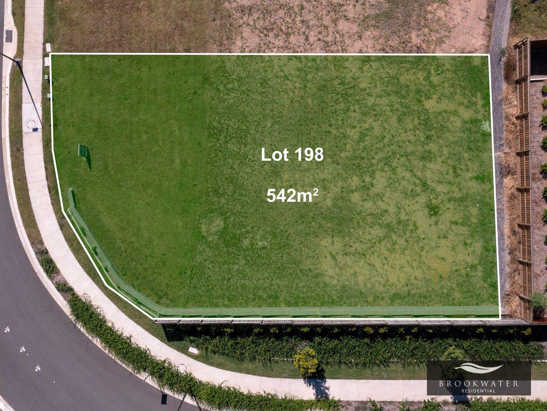 Lot 198/Dress Circle, Champions Crescent,, Brookwater QLD 4300, Image 0