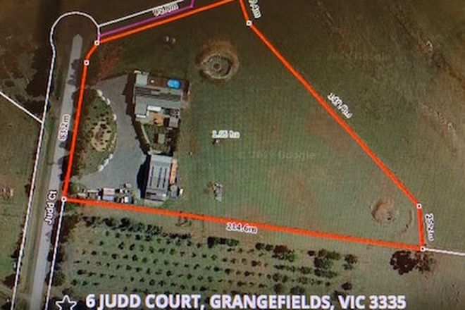 Picture of 6 Judd Court, ROCKBANK VIC 3335