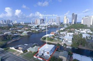 Picture of 26 Sunshine Boulevard, Broadbeach Waters QLD 4218
