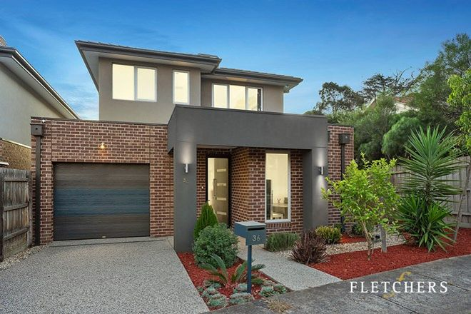 Picture of 36 Glebe Street, FOREST HILL VIC 3131