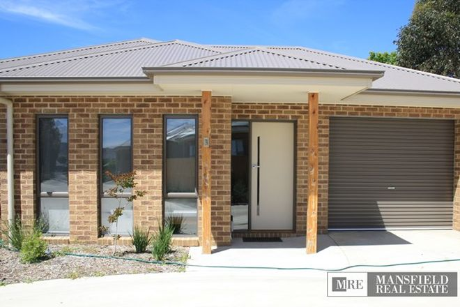 Picture of 3/18 Kidston Parade, MANSFIELD VIC 3722