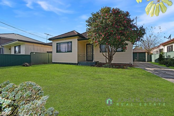 Picture of 75 Miller Road, CHESTER HILL NSW 2162