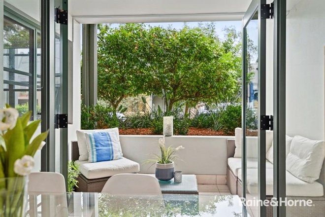 Picture of 3/2-6 TILFORD STREET, ZETLAND NSW 2017