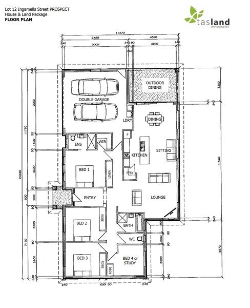 Lot 12 Ingamells Street, Prospect TAS 7250, Image 2