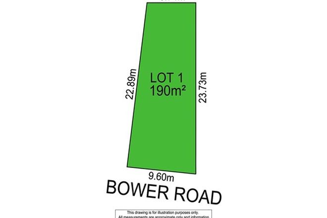 Picture of 174A Bower Road, SEMAPHORE PARK SA 5019