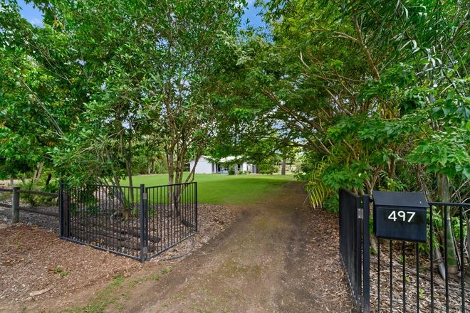 Picture of 497 Forestry Road, BLUEWATER PARK QLD 4818