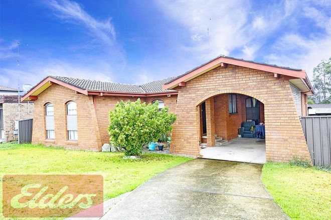 Picture of 11 NEWHAM DRIVE, CAMBRIDGE GARDENS NSW 2747