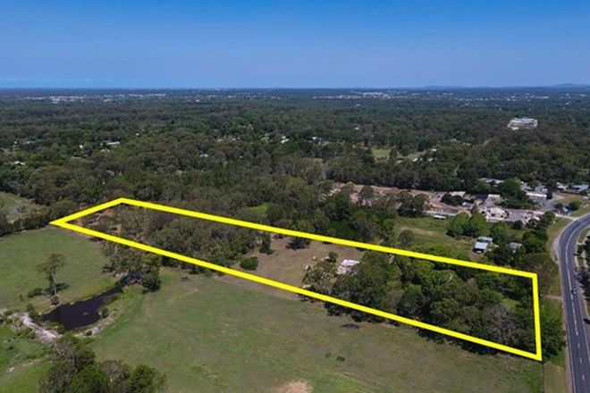 Picture of 270 Oakey Flat Road,, MORAYFIELD QLD 4506