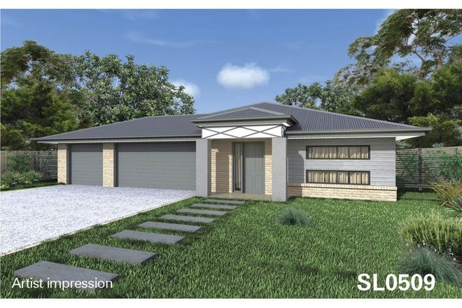Picture of Lot 348 Worongary Road, WORONGARY QLD 4213