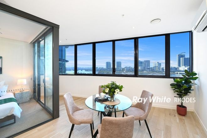 Picture of 501/11 Wentworth place, WENTWORTH POINT NSW 2127