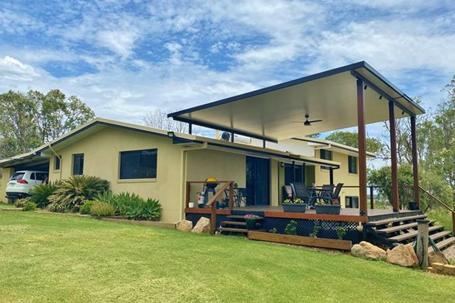 Picture of 273 Stuart Valley Drive, KINGAROY QLD 4610