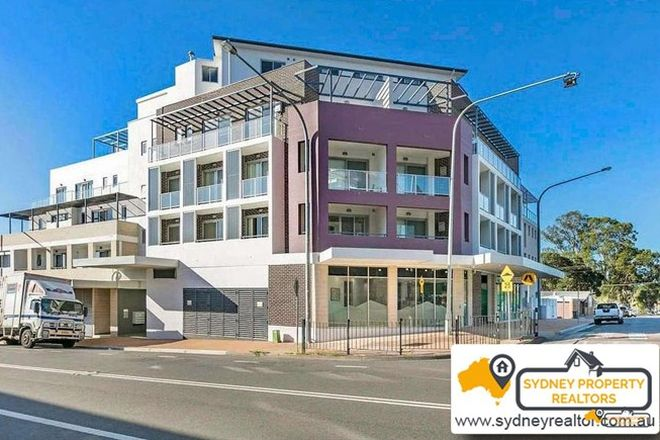 Picture of 206/103 Best Road, SEVEN HILLS NSW 2147