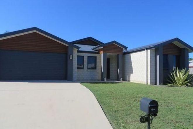 Picture of 47 Bauhinia Street, BOYNE ISLAND QLD 4680