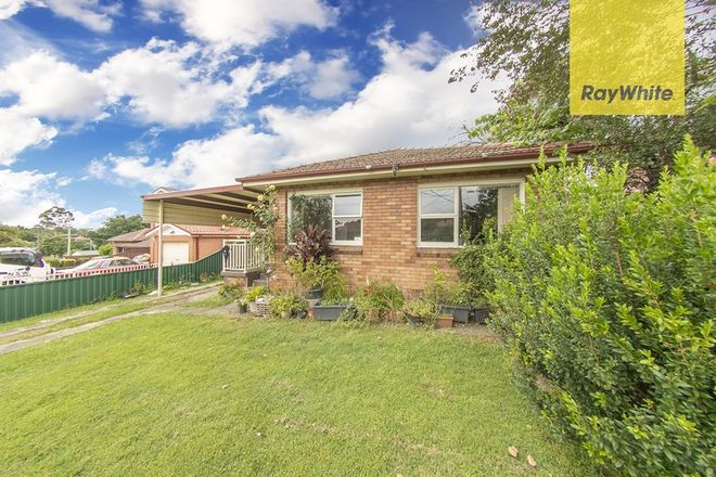 Picture of 9 Whitworth Street, WESTMEAD NSW 2145
